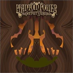Phantom Power album cover