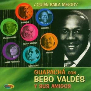 Guapacha Con Bebo Valdes Y Sus Amigos album cover
