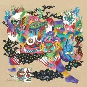 Machine Dreams album cover