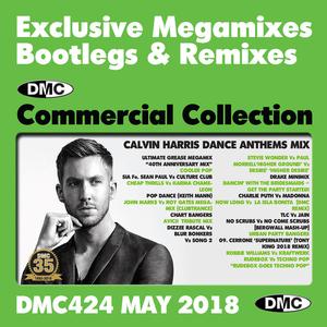 DMC Commercial Collection May 2018: Exclusive Megamixes Bootlegs & Remixes album cover