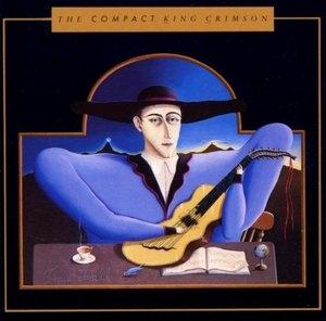 The Compact King Crimson album cover