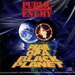 Fear Of A Black Planet album cover