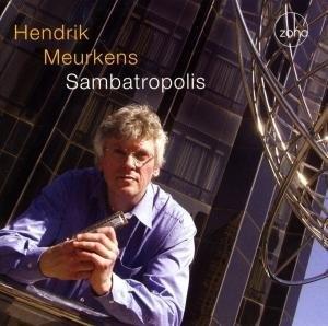 Sambatropolis album cover