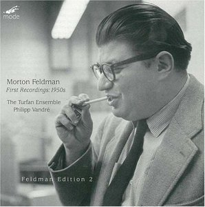 Feldman-First Recordings-1950s album cover