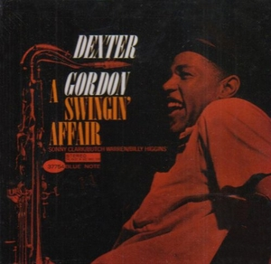 A Swingin' Affair album cover