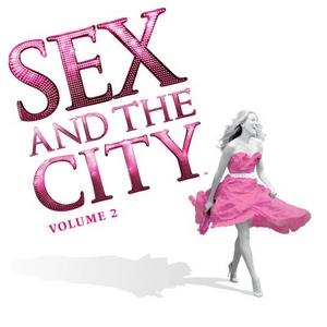 Sex And The City, Vol. 2 album cover