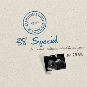 Authorized Bootleg: Nassau Coliseum, Uniondale, New York 1-29-85  album cover