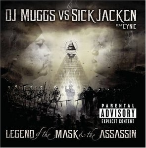 The Legend Of The Mask And The Assassin album cover