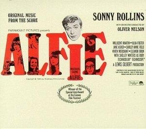 Alfie album cover