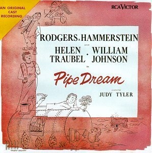 Pipe Dream (1955 Original Broadway Cast) album cover