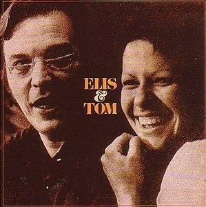 Elis And Tom album cover