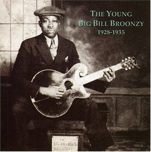 The Young Bill Broonzy (1928-1935) album cover