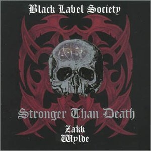 Stronger Than Death album cover