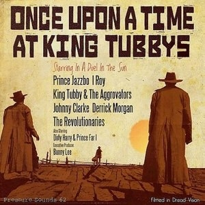 Once Upon A Time At King Tubby's album cover