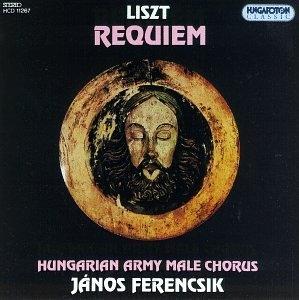 Liszt: Requiem album cover