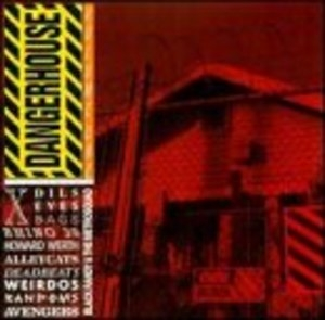 Dangerhouse Vol.1 album cover