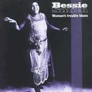 Woman's Trouble Blues album cover