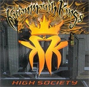 High Society album cover