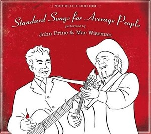 Standard Songs For Average People album cover