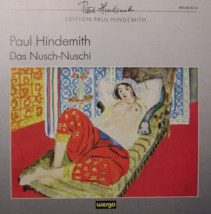 Hindemith: Das Nusch-Nuschi album cover