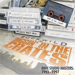 Diggin In The Crates: Rare Studio Masters: 1993-1997 album cover