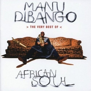 African Soul: The Very Best Of Manu Dibango album cover