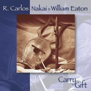 Carry The Gift album cover
