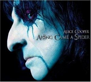 Along Came A Spider album cover