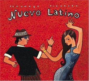 Putumayo Presents: Nuevo Latino album cover