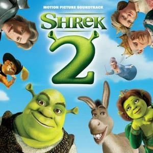 Shrek 2  (Motion Picture Soundtrack) album cover