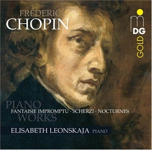 Chopin: Piano Works album cover