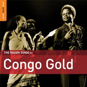The Rough Guide To Congo Gold album cover