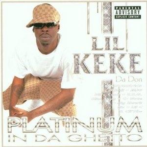 Platinum In Da Ghetto album cover
