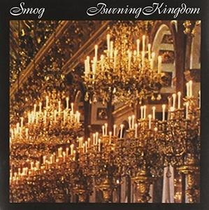 Burning Kingdom album cover