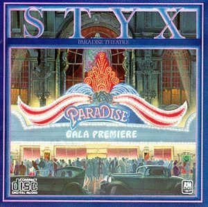 Paradise Theater album cover