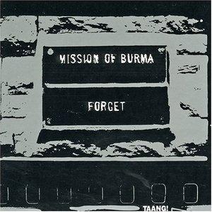 Forget album cover