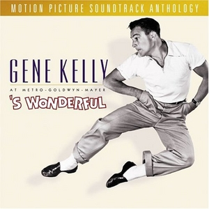 Gene Kelly At M-G-M: 'S Wonderful album cover