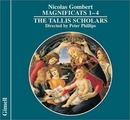 Gombert: Magnificats 1-4 album cover