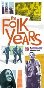 The Folk Years: Blowin' In The Wind album cover