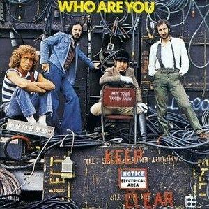 Who Are You album cover