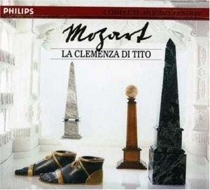 Mozart: La Clemenza Di Tito album cover