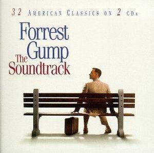 Forrest Gump, The Soundtrack: 32 American Classics album cover
