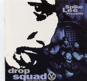 Drop Squad: Original Soundtrack album cover