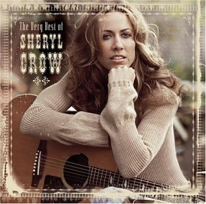 The Very Best Of Sheryl Crow (A&M) album cover
