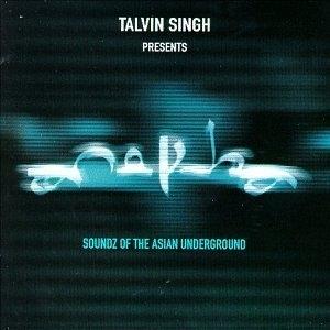 Anokha Soundz Of The Asian Underground album cover