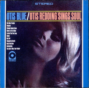 Otis Blue album cover