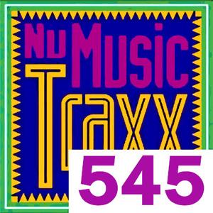 ERG Music: Nu Music Traxx, Vol. 545 (April 2021) album cover