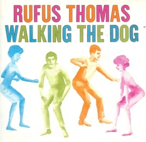 Walking The Dog album cover