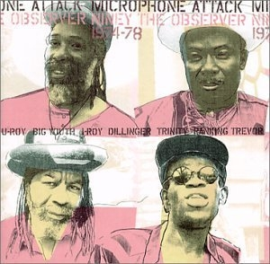 Microphone Attack album cover