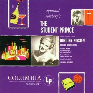 The Student Prince (1952 Studio Cast) album cover